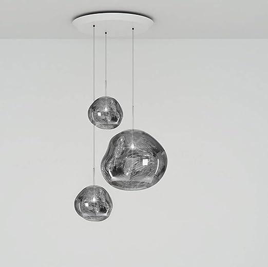 ZQYY Cabeza ModernaLava Techo PVC Sola de Modelado Lámpara 6gvYb7yf