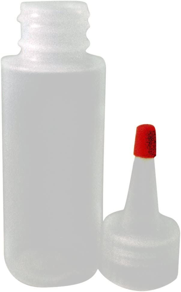2oz Multi-use Plastic Squeeze Bottles 12//pk Yorker Caps and 6 Long Replacement Over-caps Cake Decorating Paint Crafts Condiments 2 oz 60ml LDPE 2OZLDPE12