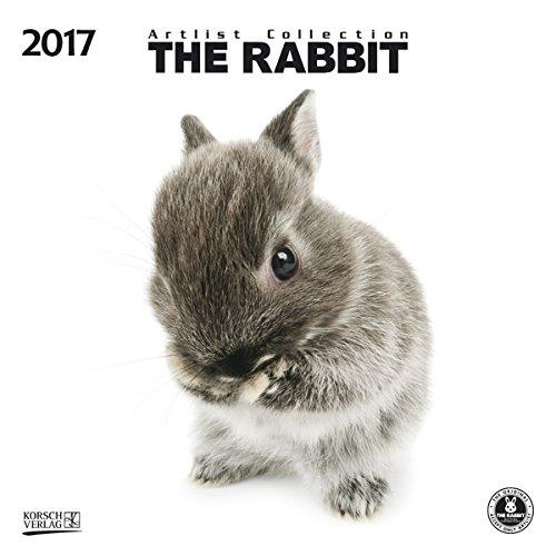 The Rabbit 2017: Broschürenkalender mit Ferienterminen