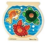 Melissa & Doug Deluxe Fish Bowl Jumbo...