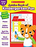Best Kindergarten Workbooks - Jumbo Book of Kindergarten Fun Review
