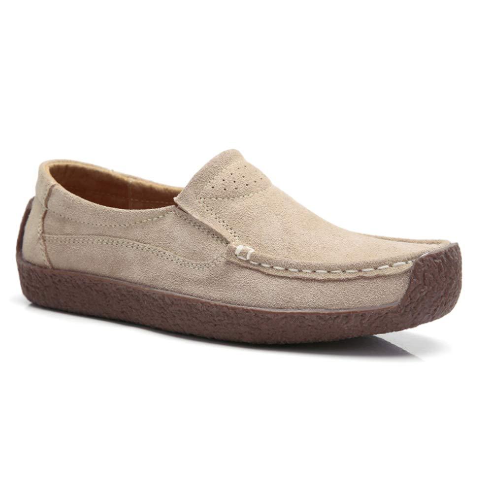 moins cher 608a1 d3e03 Huatime Femmes Confort Conduite Chaussures - Mesdames ...
