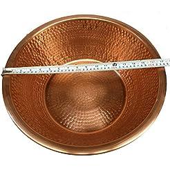 Classic Gold Copper Foot Rub Spa Beauty ...