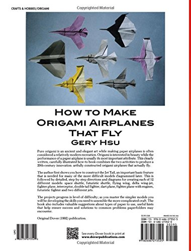 Instructions How To Make Paper Airplane. Paper Plane Tutorial ... | 500x380