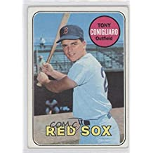 Tony Conigliaro (Baseball Card) 1969 Topps - [Base] #330