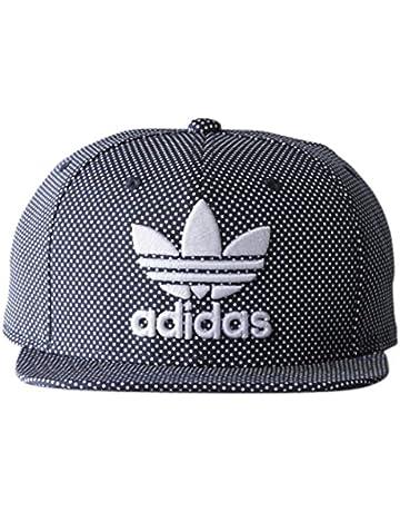 4c7e9101aef adidas Men s Originals Snapback Flatbrim Cap