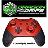 Dragon Grips xbox one controller grips rubberized