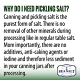 Pickling & Canning Sea Salt - Perfect Canning