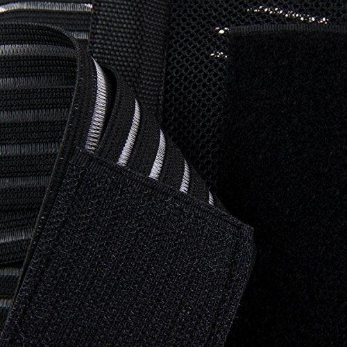 TININNA Cintura Traspirante Regolabile in Vita Trimmer, Controllo Pancia Allenamento Fitness-Anelli di Supporto Addominale Shapewear ,un Formato Adatto per La Maggior Parte Degli Uomini & Donne