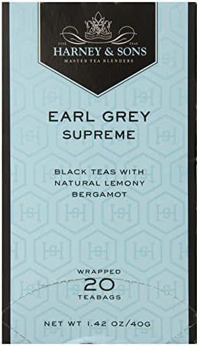 Tea Bags: Harney & Sons Premium