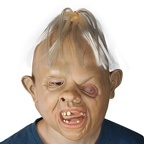 [Vinteky Sloth Latex Mask Deluxe Goonies Halloween Fancy Dress Costume 1980's 80's by Vinteky] (Sloth Goonies Costumes)