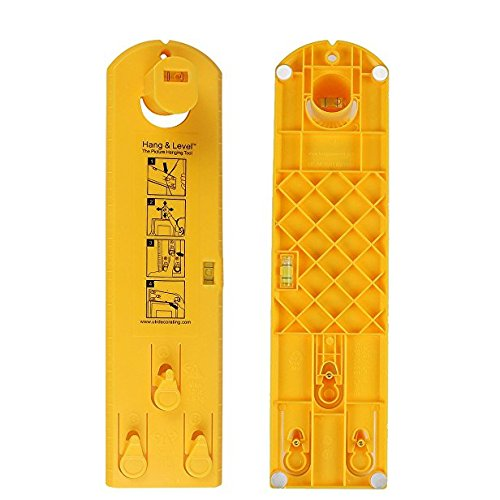 Frame Hanger Easy Wall Hanging Tool Hang & Level Makes Picture Hanging Easy Hang Will be delivered in 5-7 - Row Frame