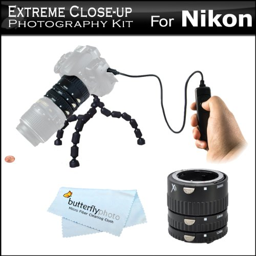 Extreme close up jewelry with nikon d5000?