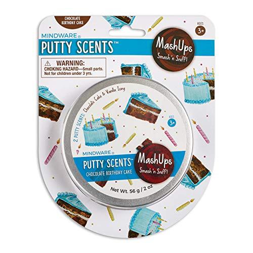 MindWare Putty Scents MashUps (Chocolate Birthday Cake) ()