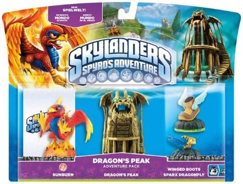 ACTIVISION Skylanders - Kits de Figuras de Juguete para niños (6 Año(s), Multi): Amazon.es: Juguetes y juegos