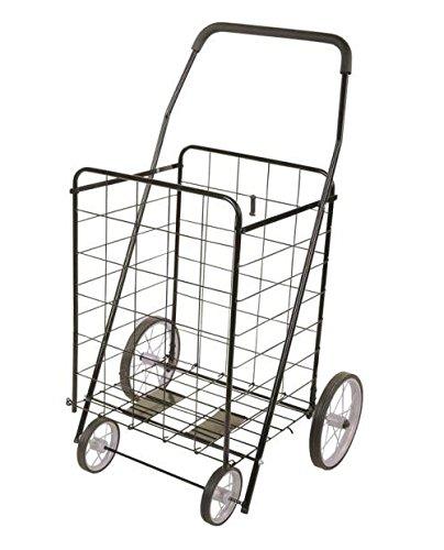 Shopping Cart 154lbs Capacity