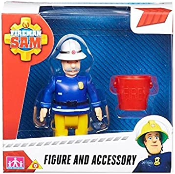 Fireman Sam Figure and Accessory Pack One Supplied
