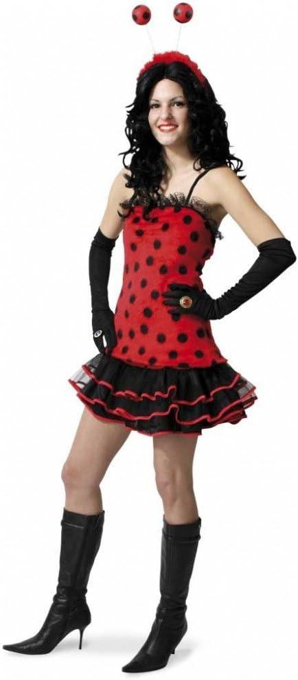 Mujer-disfraz Escarabajo Marie, vestido, talla 36: Amazon.es: Hogar