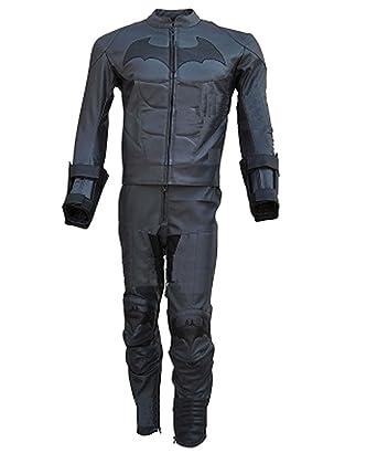 Classyak Traje de Batman Arkham Caballero Oscuro de Piel ...