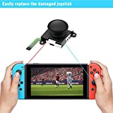2 Pack Analog 3D Joycon Joystick Replacement for