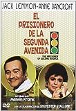 The Prisoner of Second Avenue NON-USA FORMAT PAL Reg.0 Import Spain by Jack Lemmon