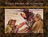The 1856 Willie Handcart Company : With Maps and Driving Directions for the Overland Trail, Lyman, Paul D., 0842526552
