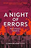 A Night of Errors: An Inspector Appleby Mystery (The Inspector Appleby Mysteries)