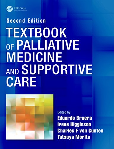 Download Textbook of Palliative Medicine and Supportive Care, Second Edition Pdf