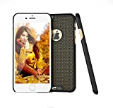 iPhone 6 / 6S case,Alaxy Cover Ultra Slim[Exact Fit] Super Lightweight No Bulkiness for iPhone 6 / 6S(Black)