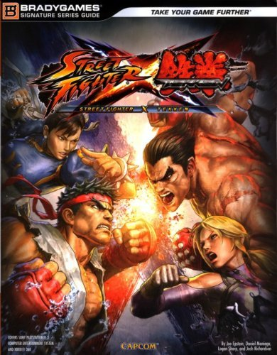 STREET FIGHTER X TEKKEN SIGNATURE (VIDEO GAME ACCESSORIES)