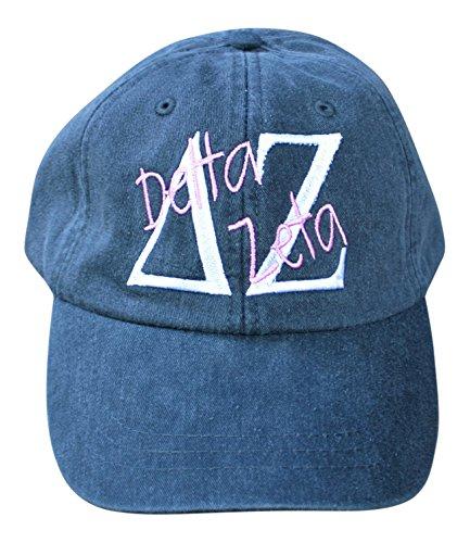 Mega_Greek Delta Zeta Script Overlay Cap