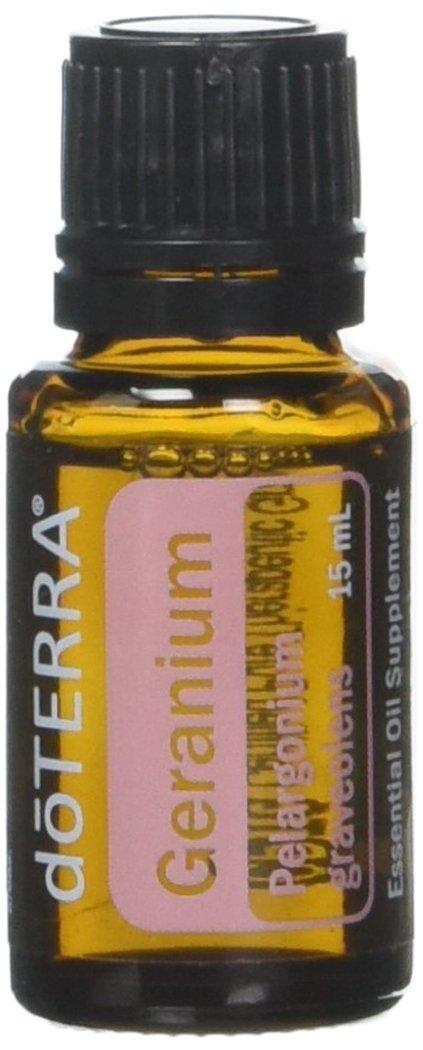 doTERRA Geranium Essential Oil - 15 mL