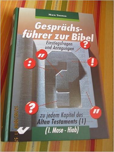Gesprächsführer zur Bibel AT