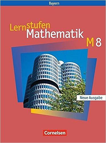 Lernstufen Mathematik M8