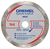 Dremel SM540 3'' Tile Diamond Wheel