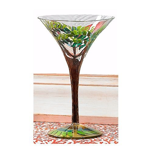 Palmtini Martini Glass GLS4 (Ceramic Martini Glass)