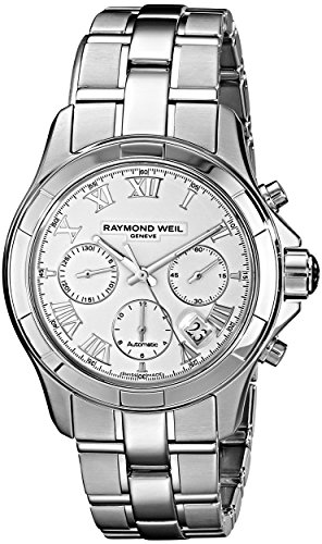 Raymond Weil Men's 7260-ST-00308 Chronograph Automatic Watch