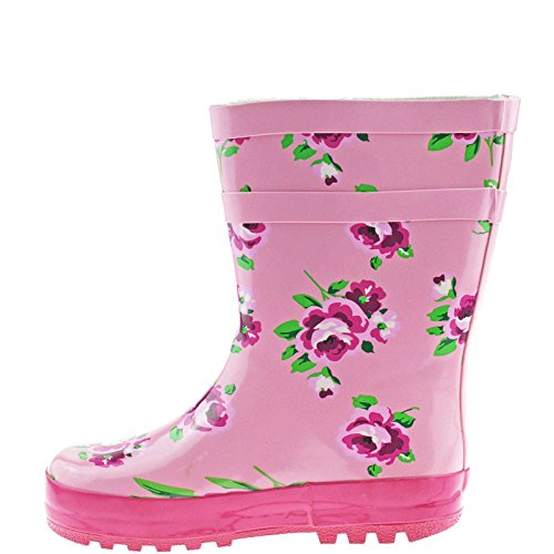 Lelli Kelly LK8850 (Rosa) Pink Floral Wellies -32 (UK 13)