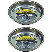 Titan - 11061 Mini Magnetic Parts Tray (2 Pk), 4 1/4