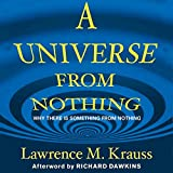 Bargain Audio Book - A Universe from Nothing