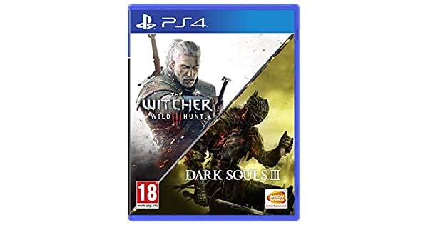 Pack: The Witcher 3 Wild Hunt + Dark Souls III: Amazon.es: Videojuegos