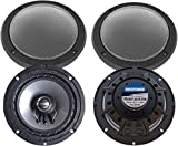 Hogtunes 362R-RM Rear Speaker (Replacement Gen 3 6.5'' for 2014-2016 Harley-Davidson Touring Models)