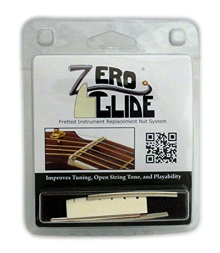 Zero Glide Slotted ZS-1 Guitar Nut System for Gibson (Gibson Guitar Nut)