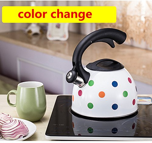 kitchen aid black tea kettle - 7