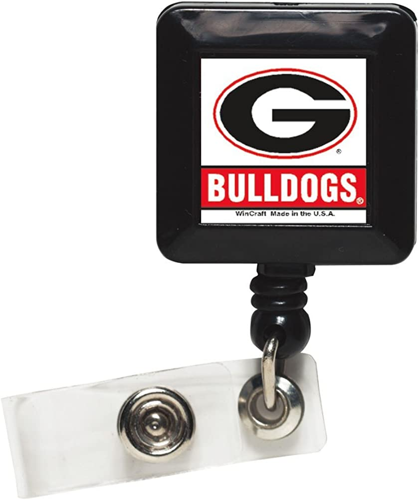 NCAA Georgia Bulldogs Badge Holder