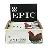 #3: Epic All Natural Meat Bar, 100% Natural, Chicken Sriracha, 1.5 ounce bar, 12 Count