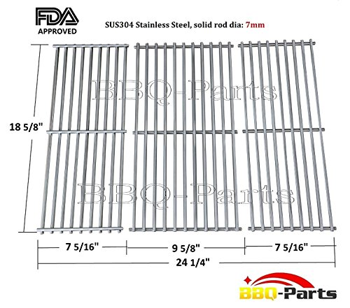 hongso-scfs23-bbq-stainless-steel-wire-cooking-grid-replacement-for-select-gas-grill-models-by-kenmo