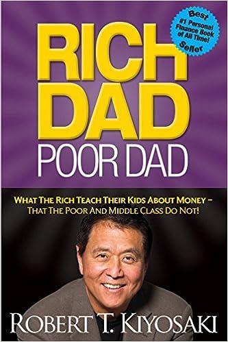Image result for rich dad poor dad
