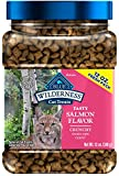 Blue Buffalo Wilderness Crunchy Cat Treats Grain Free Salmon, 12Oz