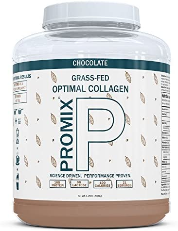 Hydrolyzed Collagen Peptides Flavorless Chocolate